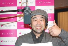 写真はTOKYO FMのラジオドラマ「あ、安部礼司 ~BEYOND THE AVERAGE」11月16日放送分にて声優に挑戦した槇原敬之。