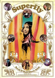 写真はDVD「Rock'N'Roll Show 2008」ジャケット。