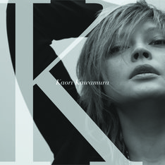 写真は彼女の最後のオリジナルアルバムとなった「K」ジャケット。