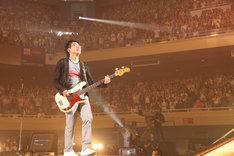 """2日間で約2万人。360度を囲むファンに素晴らしい音楽で""""恩返し""""した亀田誠治。"""