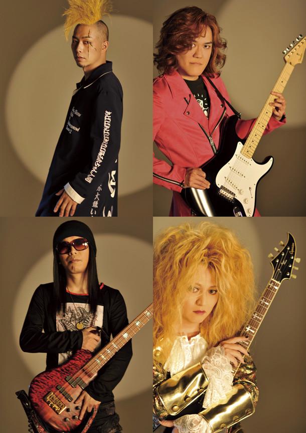 筋肉少女帯はこの夏、「FUJI ROCK FESTIVAL '09」「JACK IN THE BOX 2009 SUMMER」「OTODAMA'09 ~音泉魂~」といった大型イベントに参戦する。