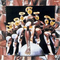 写真は「月光蟲」(オリジナル:1990年11月21日発表)ジャケット。今回の再発では大胆なアートワークにも注目が集まりそうだ。