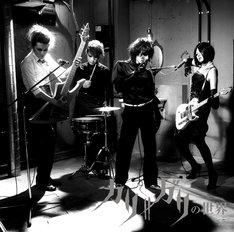写真はアルバム「cali≠gariの世界」通常盤ジャケット。