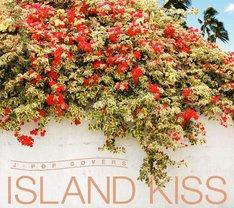フルート、サックス、ピアノ、スティールパンなどの音色がJ-POPの名曲を優しく奏でる「ISLAND KISS」。