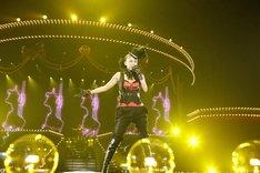 台北公演では約1万人のオーディエンスが、日本公演以上の盛り上がりを見せた。