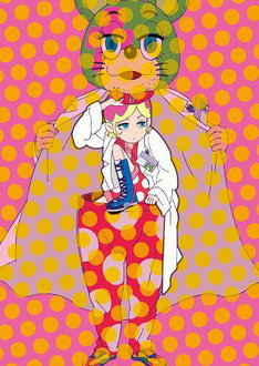 アニメ「空中ブランコ」は10月15日(木)深夜24:45よりフジテレビ系「ノイタミナ」にて放送開始。(C)空中ブランコ製作委員会