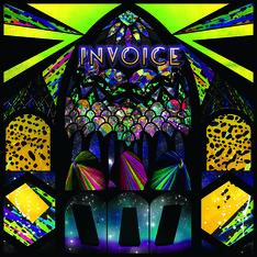 アルバム「INVOICE」のジャケット。