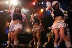 公演メニュー終了後には、SKE48チームSバージョンの「RIVER」をお披露目。