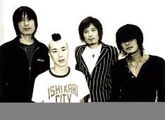 THEE MICHELLE GUN ELEPHANTは1996年にシングル「世界の終わり」でメジャーデビュー。2003年、約3万人を動員した幕張メッセでのライブをもって解散した。