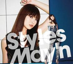 写真は昨年11月にリリースされた1stフルアルバム「Styles」DVD付き限定盤ジャケット。
