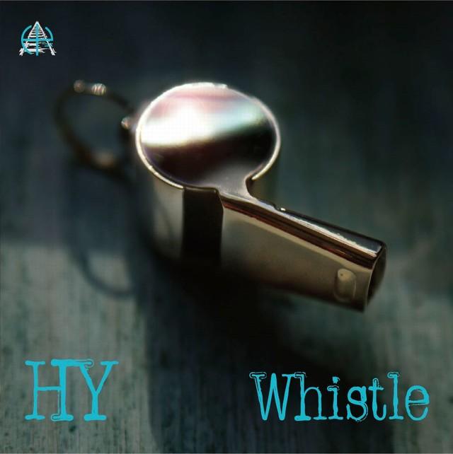 ホイッスルの写真を起用したアルバム「Whistle」のジャケット。HYの新たな一歩を刻んだアルバムの世界観を象徴している。