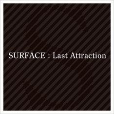 「Last Attraction」ジャケット写真。