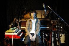トクマルシューゴは4月21日にニューアルバム「Port Entropy」をリリース。