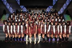 新チーム編成となったAKB48。チームBの新公演「シアターの女神」は、今週5月21日に初日を迎える。