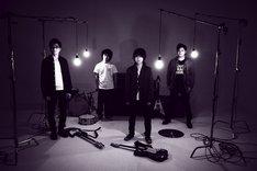先日行われたライブイベント「心響(HIBIKI)sound museum vol.1」でトリを務めたte'。ライブでは新作からの楽曲も演奏された。