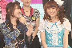 水樹奈々&田村ゆかりのスペシャルコラボでは、2人のキャリアの中で重要な意味を持つアニメ「魔法少女リリカルなのは」の楽曲がメドレーで披露された。