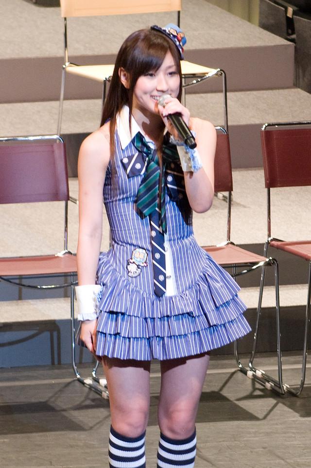 松原夏海(AKB48チームA)