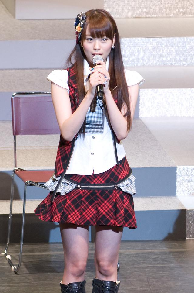 米沢瑠美(AKB48チームK)