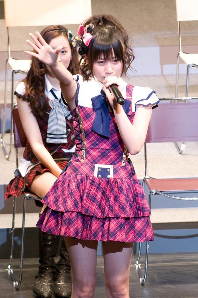 小森美果(AKB48チームB)