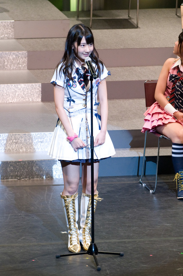 柏木由紀(AKB48チームB)