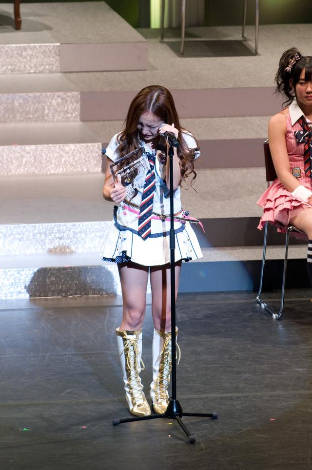板野友美(AKB48チームK)