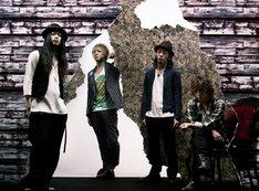 主催者のムック(写真)は9月22日にニューシングル「フォーリングダウン」、10月6日にニューアルバムをリリースする。
