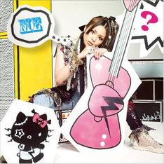 写真はアルバム「Me」のDVD付き仕様ジャケット。