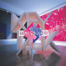 写真はミニアルバム「TIMES SQUARE」のジャケット。