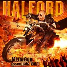 昨年はJUDAS PRIESTとして「LOUD PARK」に出演したロブ・ハルフォード。今年はHALFORDとして、2年連続でラウパー出演を果たす(写真は2007年のアルバム「メタル・ゴッド・エッセンシャル vol.1」ジャケット)。