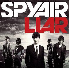 デビュー前からZIP-FMでレギュラー番組を持つなど、地元名古屋で高い人気を誇るSPYAIR。6月に行われた野外ライブにはファン2000人が詰めかけた(写真はデビューシングル「LIAR」ジャケット)。