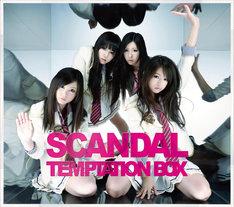 写真は2ndアルバム「TEMPTATION BOX」初回生産限定盤ジャケット。