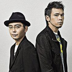 2008年1月にリリースされたLEO今井の2ndシングル「Metro」で共演している2人。