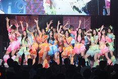 SKE48は2日目のトリを担当。
