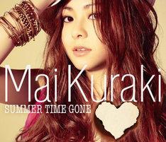 夏クールの放送では倉木麻衣の最新シングル「SUMMER TIME GONE」がオープニングテーマに起用された(写真はシングル通常盤ジャケット)。