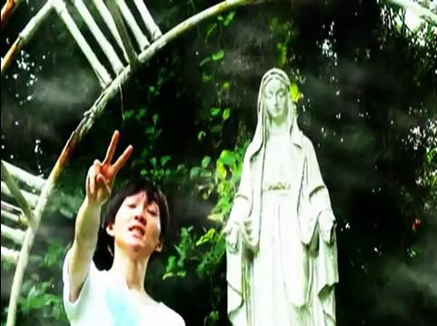 「聖マリア記念病院」ビデオクリップのワンシーン。