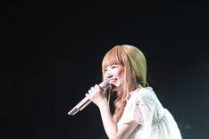 写真は昨日9月13日に行われた、東京国際フォーラム ホールA 4DAYSライブ初日の模様。