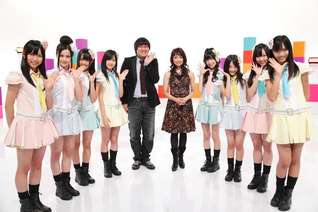 「SKE48のアイドル×アイドル」第2回の収録より。