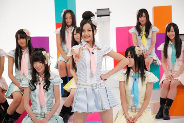 「SKE48のアイドル×アイドル」より。