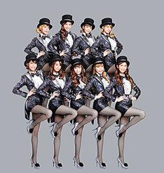 「109 Girls' Generation Xmas」のメインビジュアル。