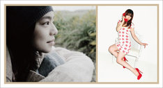 「unBORDE ARTISTA」所属アーティスト。写真左からCocco、MEG。