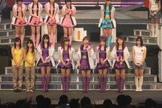 写真は本日1月9日のハロー!プロジェクト正月コンサートより。第9期メンバー鈴木香音は体調不良のため、本日のコンサートを欠席した。