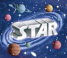 写真はアルバム「STAR」ジャケット。