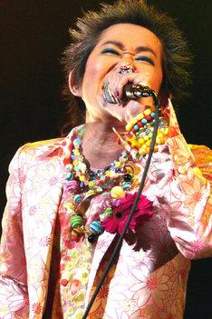 2009年5月2日に惜しまれつつこの世を去った忌野清志郎。