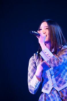 鈴木紫帆里(写真は3月5日にさいたまスーパーアリーナで行われた「桜の木になろう」発売記念全国握手会イベントより)