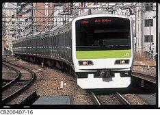 JR山手線(写真は内回り 品川・東京方面行き)