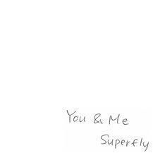 写真は「You & Me」のジャケットアートワーク。