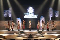 新垣里沙は「9期メンバーのオーディションで、つんく♂さん楽しくなっちゃたらしいよ」と舞台裏を告白。新風を巻き起こす10期メンに期待しておこう。