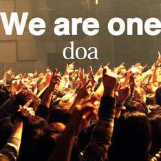 「We are one」ジャケット