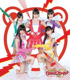 写真はシングル「Z伝説 ~終わりなき革命~」ジャケット。