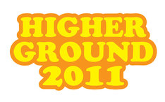 「HIGHER GROUND 2011」ロゴ
